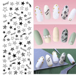Nails Art Stickers Ds251