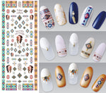 Nails Art Stickers Ds263