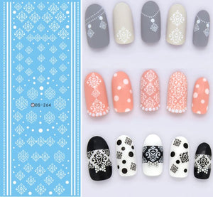 Nails Art Stickers Ds264