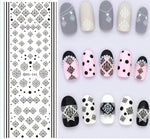 Nails Art Stickers Ds265