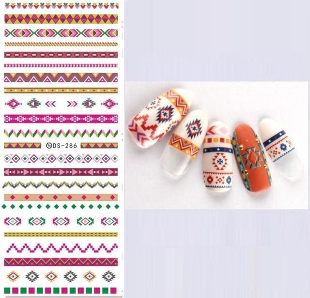 Nails Art Stickers Ds286