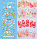 Nails Art Stickers Ds292