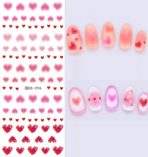 Nails Art Stickers Ds296