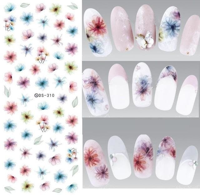 Nails Art Stickers Ds310