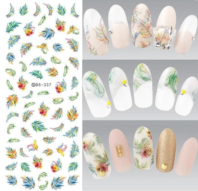 Nails Art Stickers Ds337
