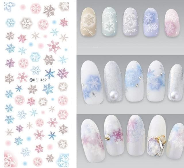Nails Art Stickers Ds369