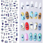 Nails Art Stickers Ds435