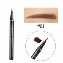 Waterproof Eyebrow Tattoo Pen Dark Brown / Buy 1
