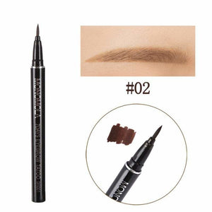 Waterproof Eyebrow Tattoo Pen Light Brown / Buy 2 Get 1 Free