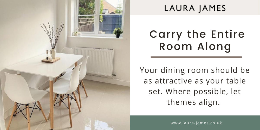 Carry the Entire Room Along