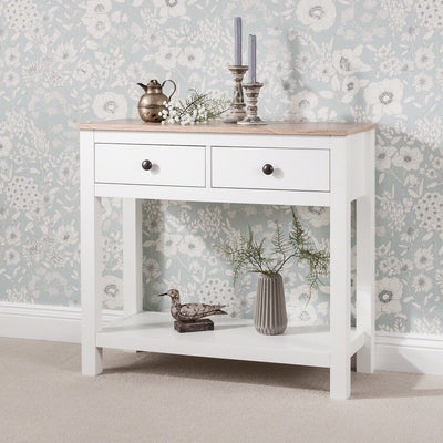 Console Table - 2 Drawers - Laura James