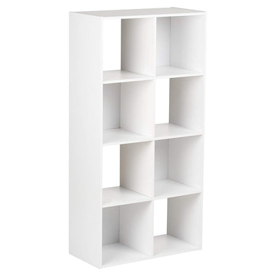 8 Cube Storage Unit in White - Laura James
