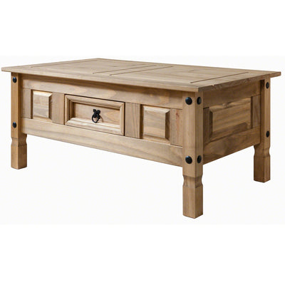Wooden Coffee Table - Laura James