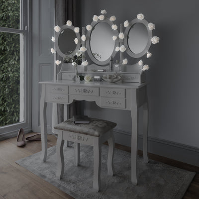 Fairy Lights - to complement your dressing table - Laura James