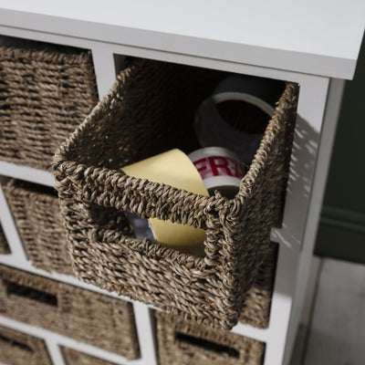 Storage Chest with Baskets. (Fully Assembled) - Laura James