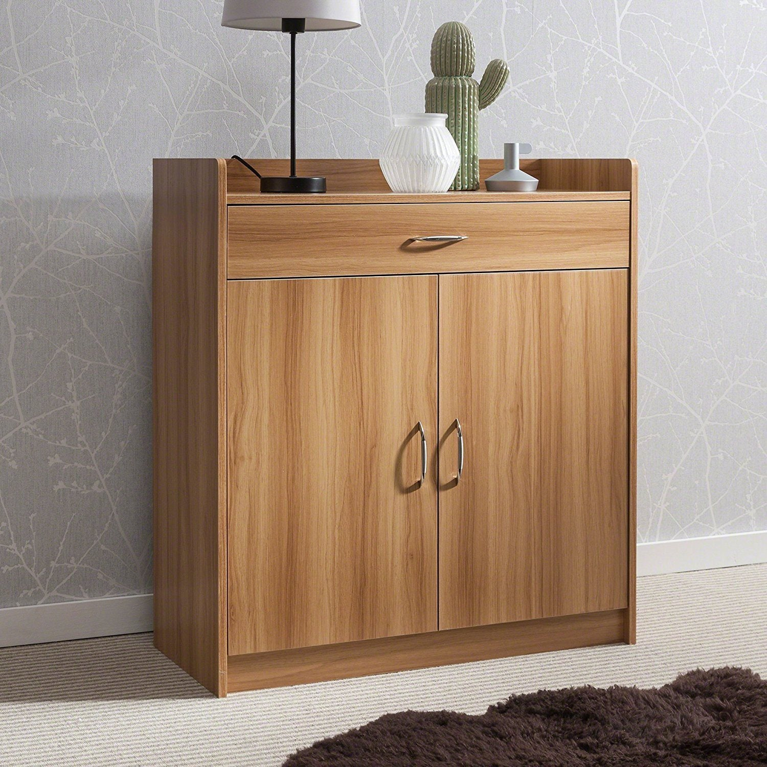 Sideboard – Home Office Cupboard Shoe Cabinet Unit Chest – with ...