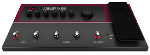 Line 6 AMPLIFi FX100 Multi-Effects Pedal