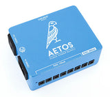 Walrus Audio Aetos 8-Output Pedal Power Supply Blue & White
