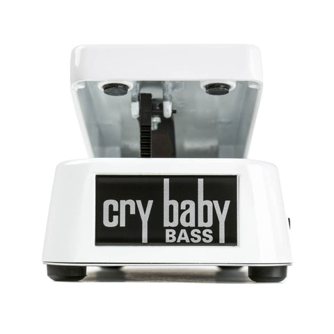 Dunlop CRY BABY BASS WAH 105Q Pedal Used Open Box Store Demo