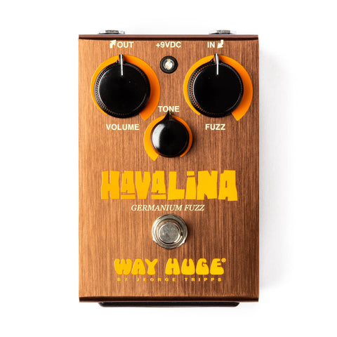 WAY HUGE HAVALINA FUZZ WHE403 Pedal