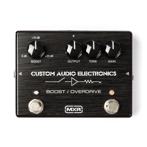 MXR CAE BOOST/OVERDRIVE MC402 Pedal