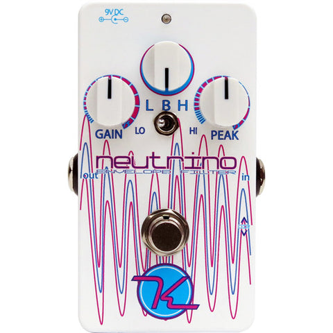Keeley Neutrino Envelope Filter Pedal