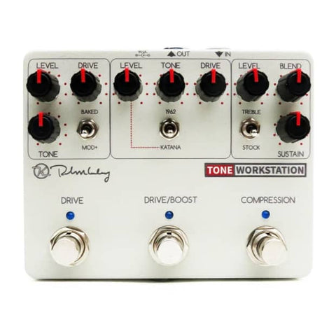 Keeley Tone Workstation Drive Boost Compressor Pedal