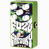 ZVEX Vertical Silicon Fuzz Factory Guitar Effects Pedal