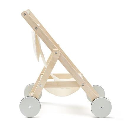 Poppen Buggy Nature Hout