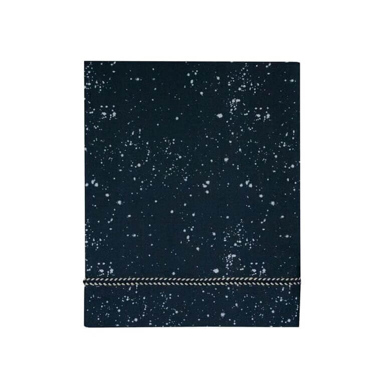 Mies en Co Ledikant Laken Galaxy Parisian Night