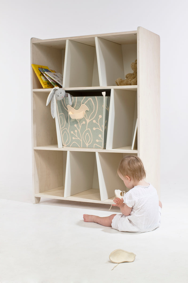 Kast Bird en Berry Naturel Kukuu - Kidsbarn