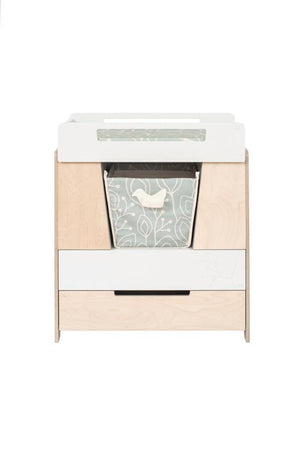 Commode Bird en Berry Naturel Kukuu - Kidsbarn