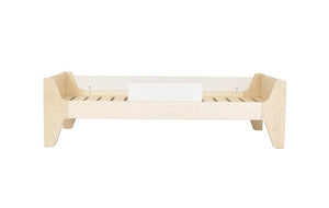 Juniorbed Bird en Berry Naturel Kukuu - Kidsbarn