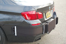 Luv-Tap COMPLETE COVERAGE Rear Bumper Guard -License Plate on Trunk (NO HOLE), Rear Bumper Guard - for TRUNK MOUNTED rear licese plate vehicles, Luv-Tap, AutoAffectionProtection
