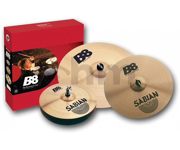 Sabian SBR Performance Set B8 Bronze