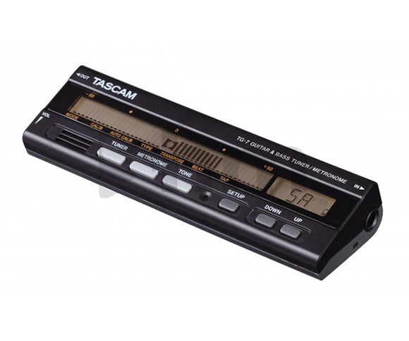 Tascam TG-7 Chrmatic Tuner