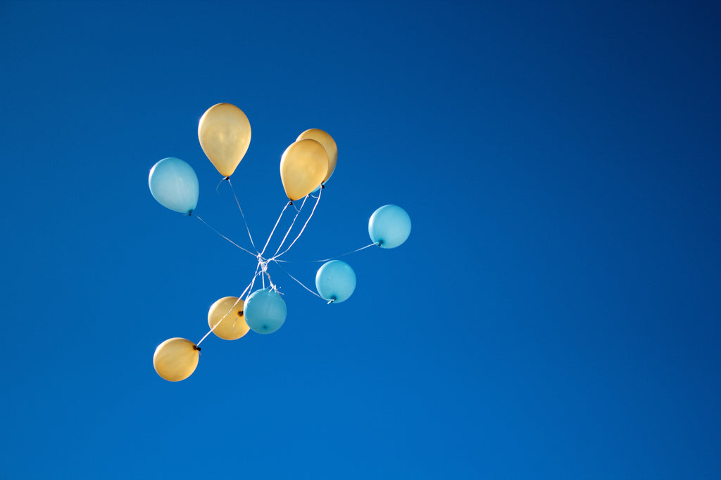 Zero Waste Alternatives to Balloon Releases