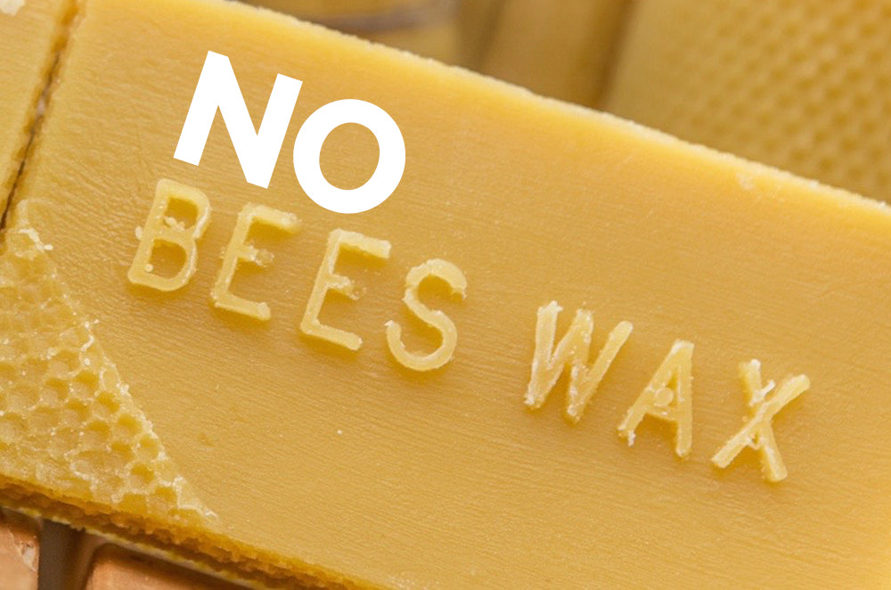 What's so bad about beeswax?