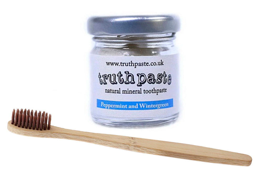 Truthpaste: Peppermint & Wintergreen