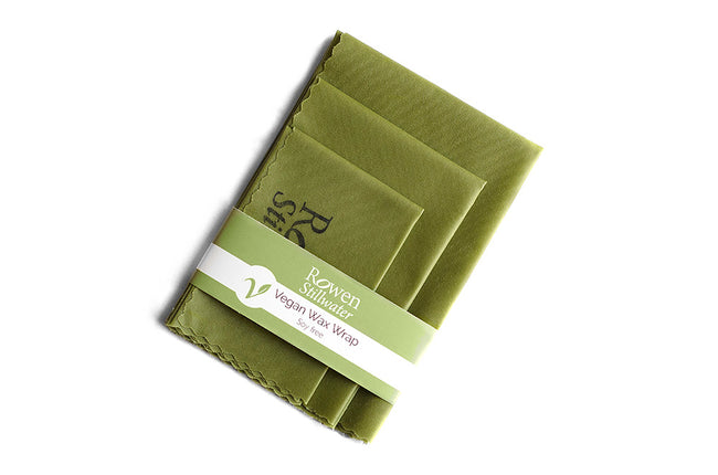 Basic vegan wax wrap value pack