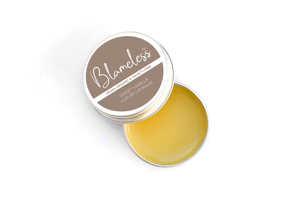 Blameless lip balm: Sweet Vanilla