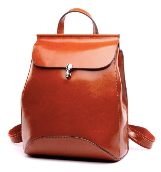 A soft leather beauty of a bag. Breathtakingly stylish with a touch of feist - JUST ADDED
