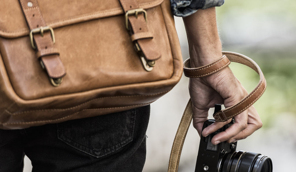 Luxury Leather Bags Online At Leone Leather