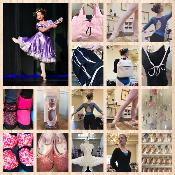Santa Cruz Dance Supply is serving the needs of dancers everywhere!