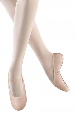 Bloch Childrens Full Sole Leather Ballet Slippers