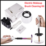 Amazing Electric Makeup Brush Cleaning Kit