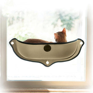 The Ultimate Cat Window Hammock