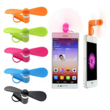Mini Power Fan For Smartphones