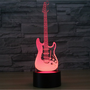 3 d led guitar table lamp 7 changeable colors knoobly mega deals 3 d led guitar table lamp 7 changeable colors aloadofball Images