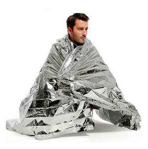 Waterproof Foil Thermal Survival Blanket